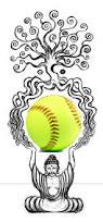 Buddha softball