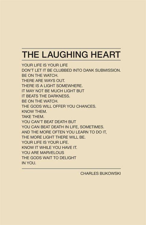 Bukowski&theGods