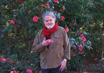 Poet Coleman Barks