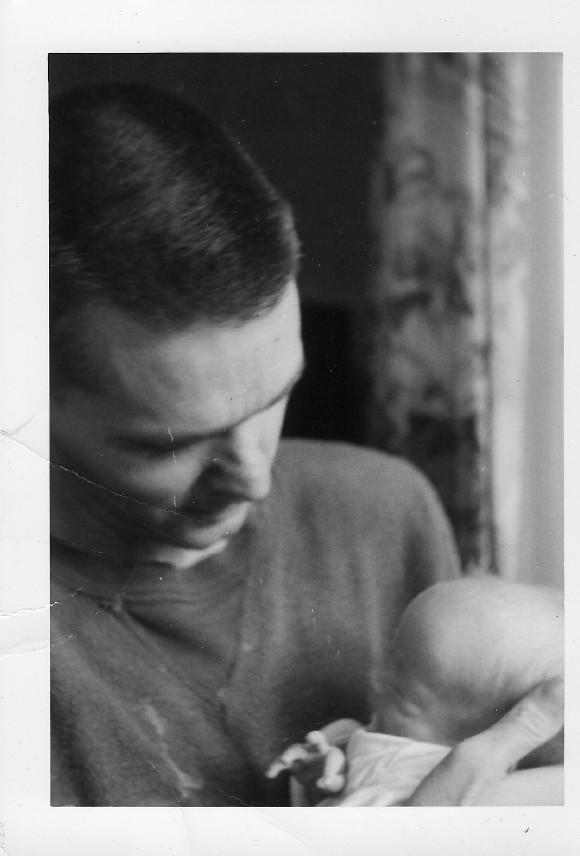 Crede Calhoun & Son Tim 1954