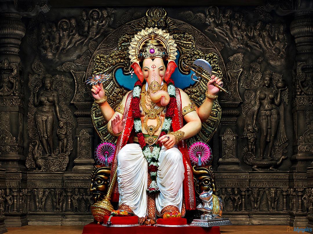 Ganesha_Wallpaper
