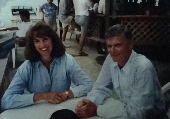 Joanne & Crede Calhoun