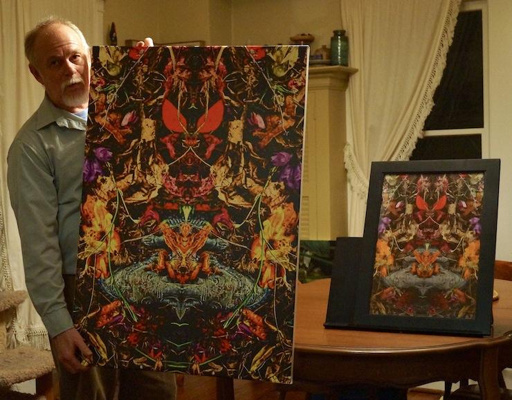 Stephen Calhoun, fine artist