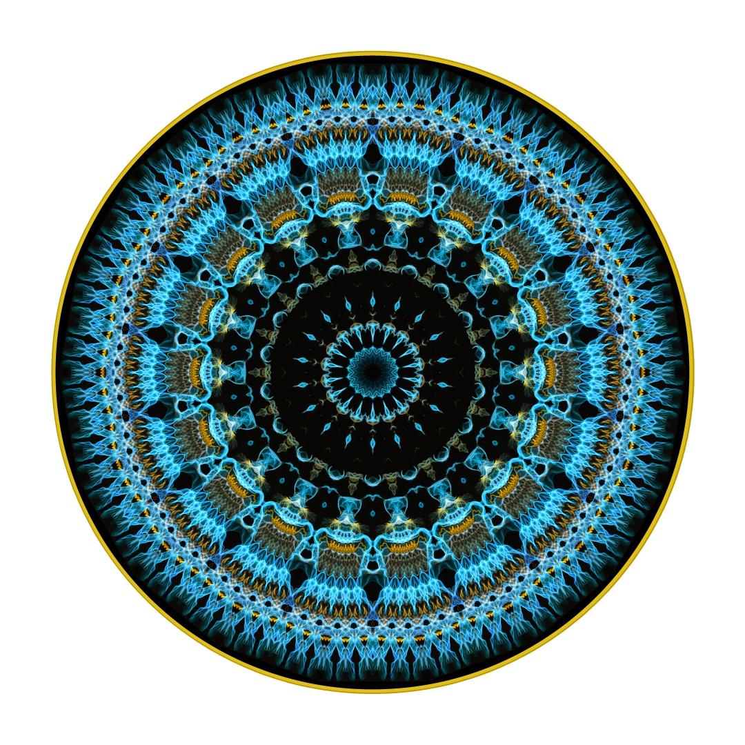 Karaba Blue - Stephen Calhoun