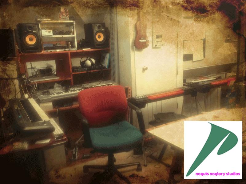 noguts noglory studios, Cleveland Hts, Ohio