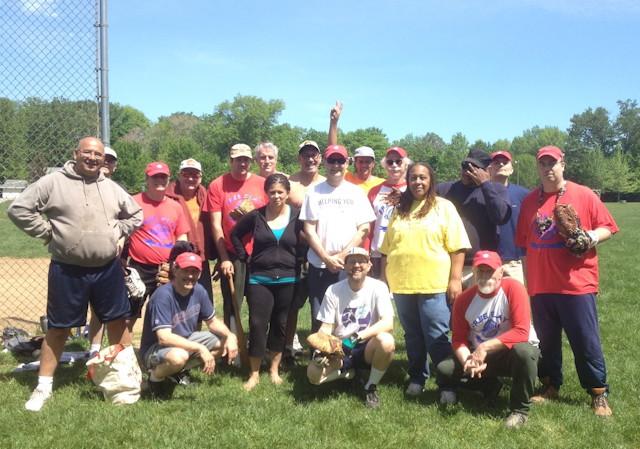 Free Play Softball May 7, 2012