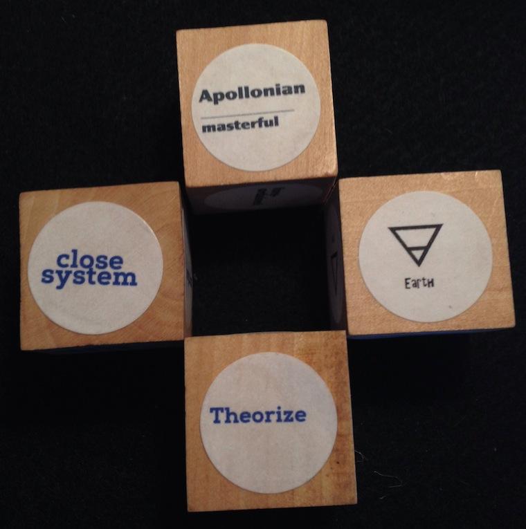 Cross Format - Cube-O-Probe