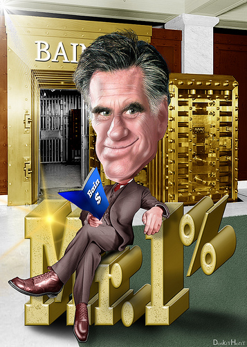 Romney Pure 1%
