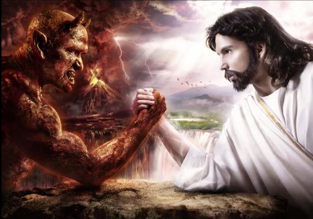 Jesus & Satan