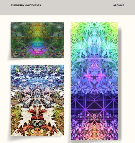Symmetry-Hypothesis