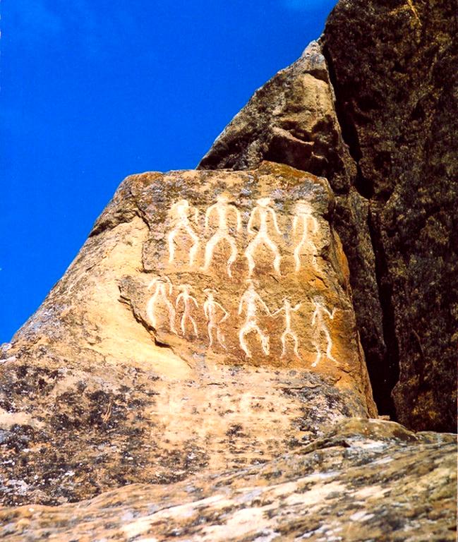 Azerbaycan Rock Art