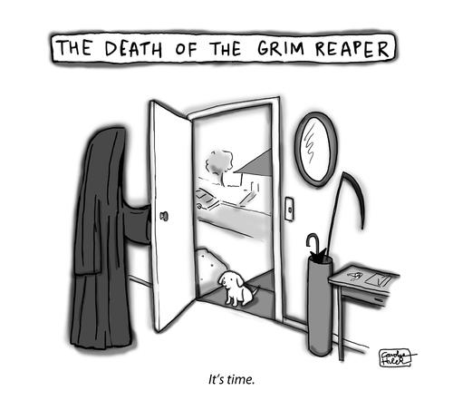 death barks