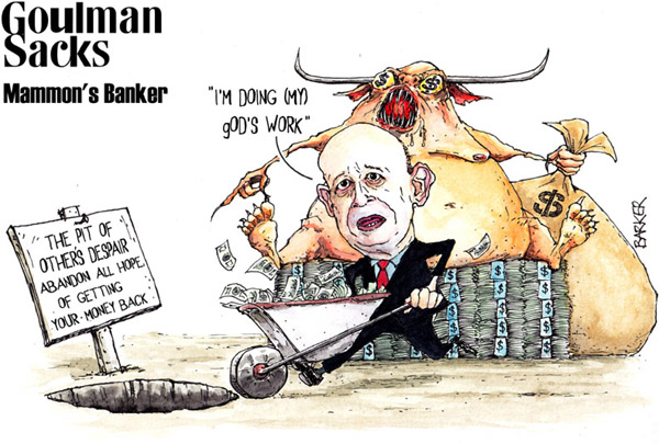 Goldman & God