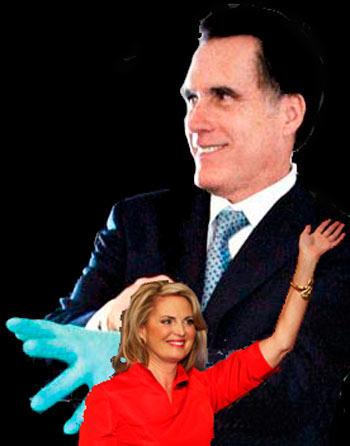 Mitt & Ann's Rubber Glove