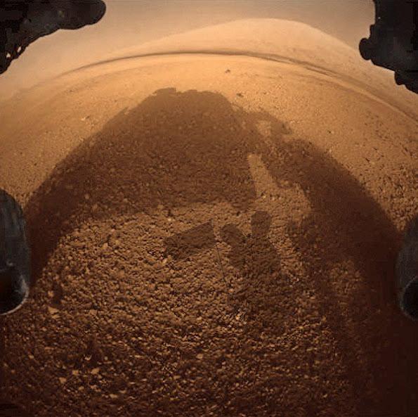 Mars Shadow
