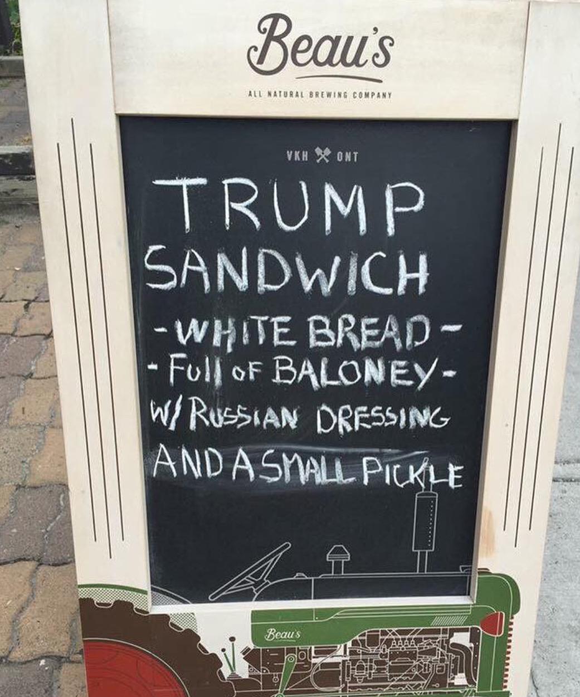 trumpwich