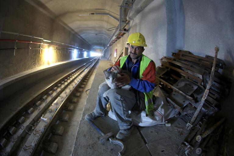 Marmaray Tunnell